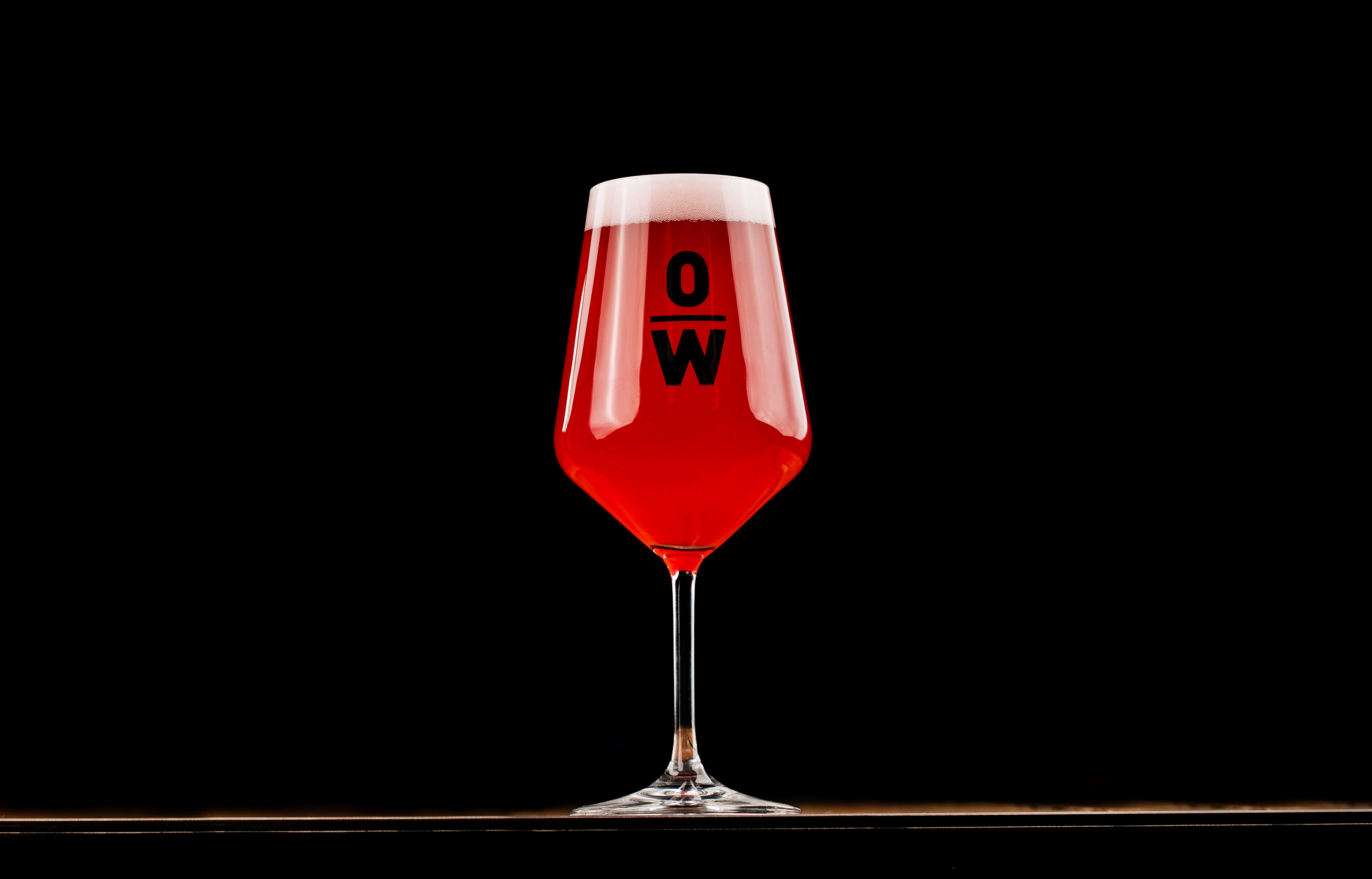 Overworks Glass Red