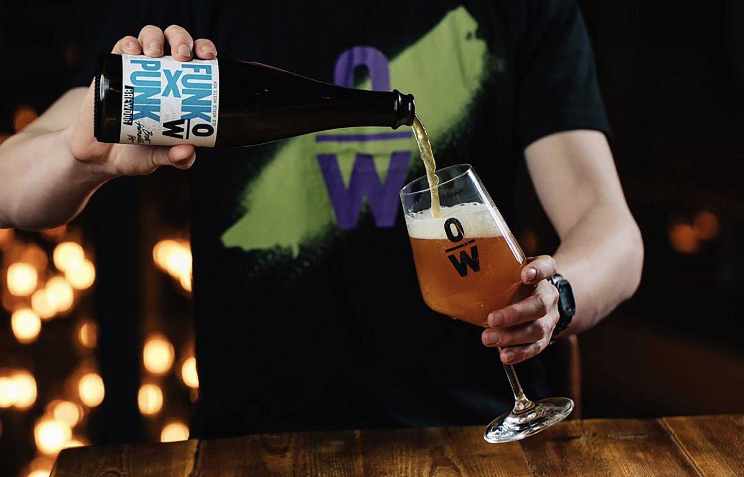 Overworks Pouring