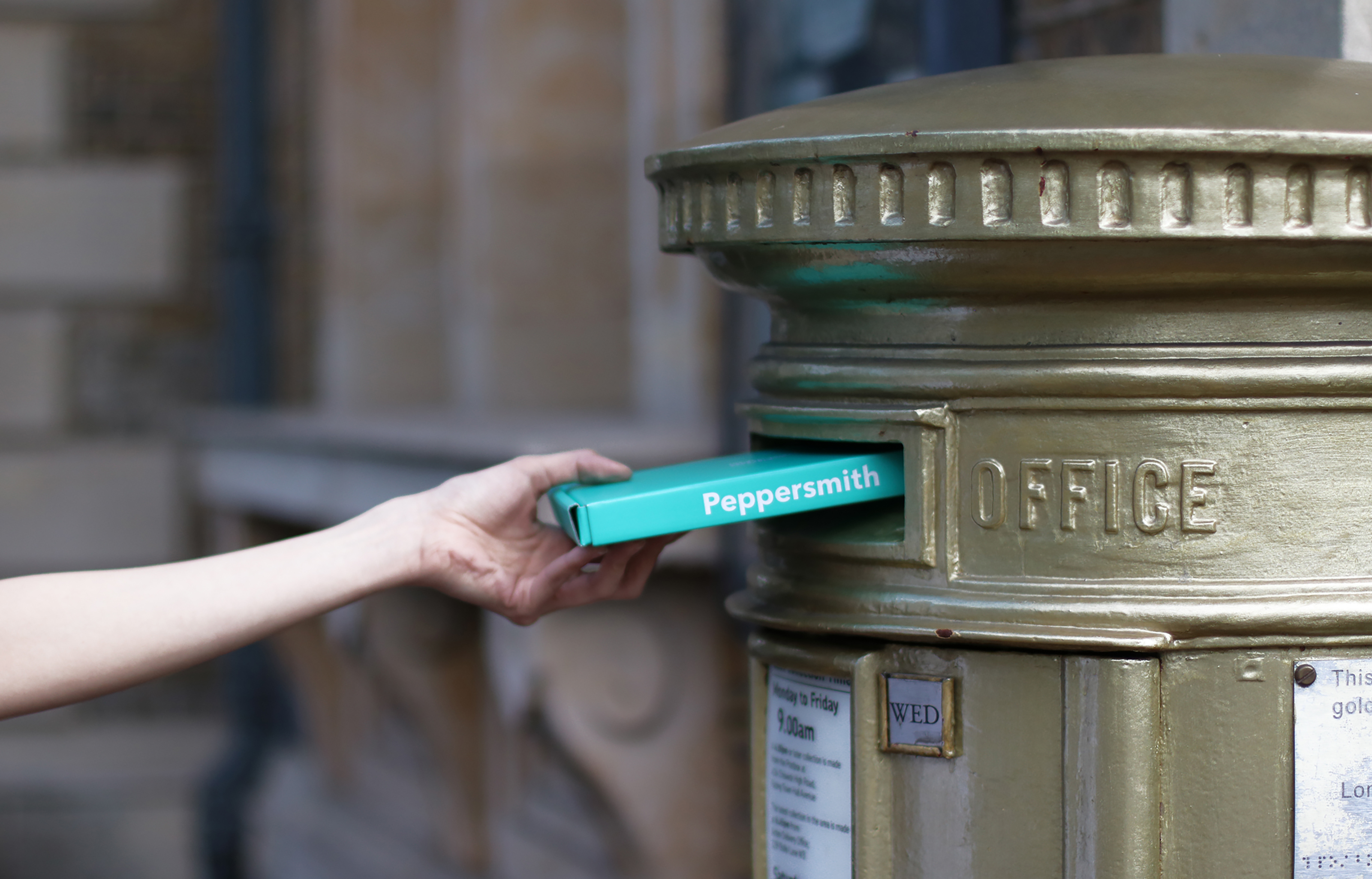 Peppersmith Postbox
