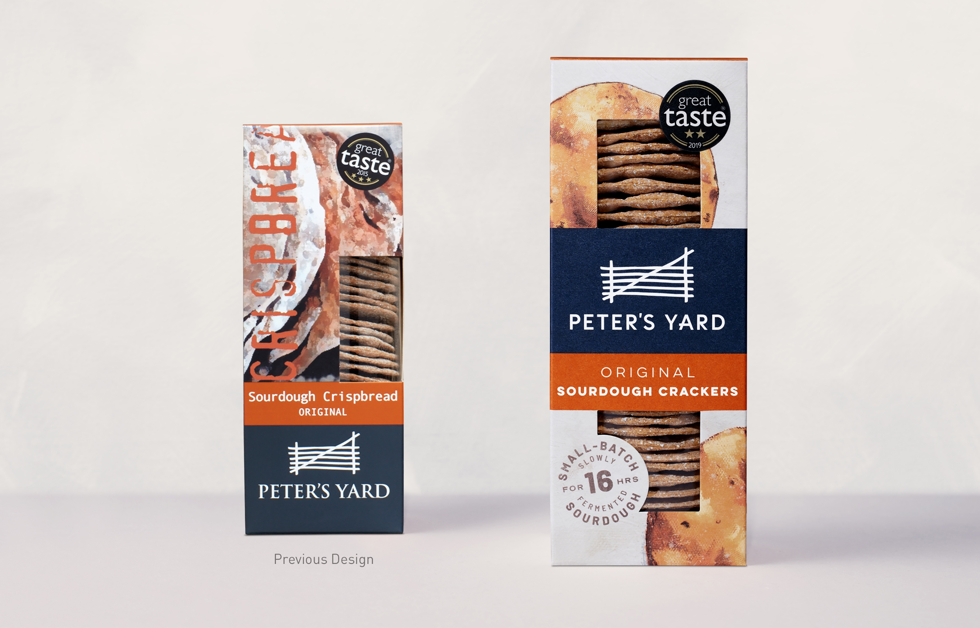 Peters Yard Before After