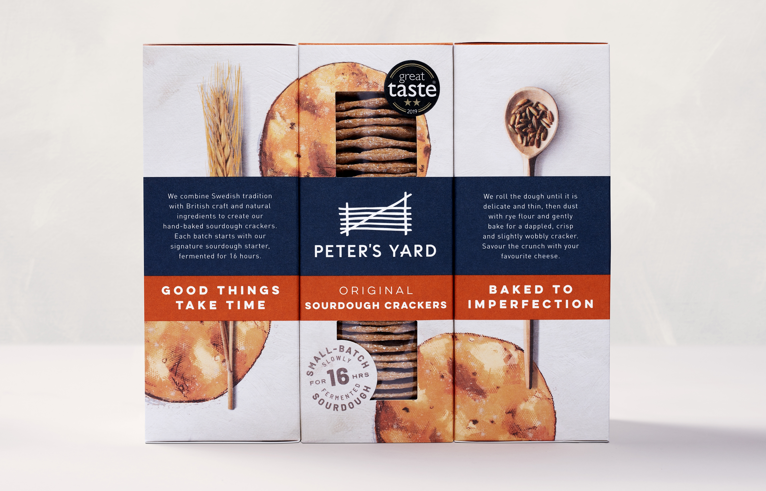 Peters Yard Box All Sides