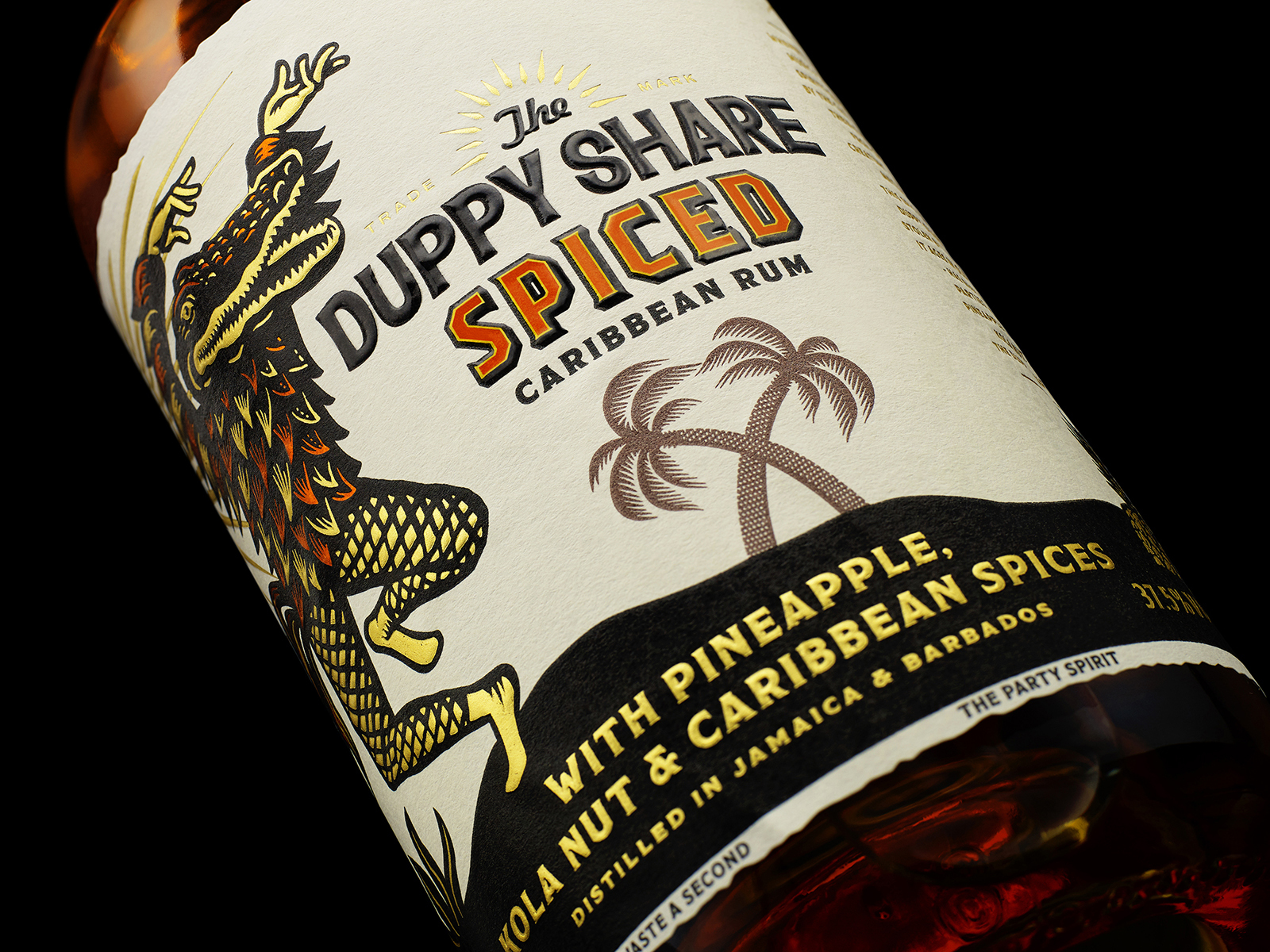 Duppy Spiced Our Work